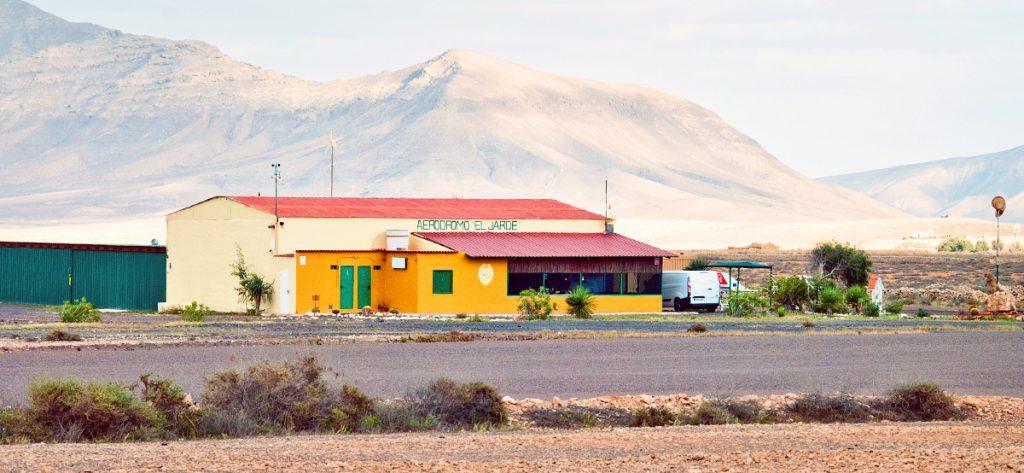 Bild: Aerodromo El Jarde