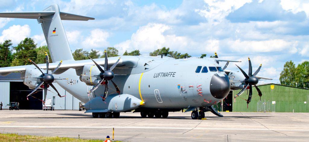 Bild: Airbus A400M