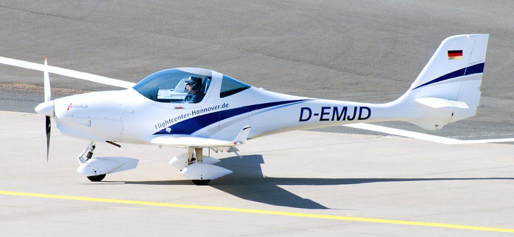 Bild: Aquila A210 D-EMJD