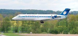 Bild: Belavia-Flugzeug Hannover