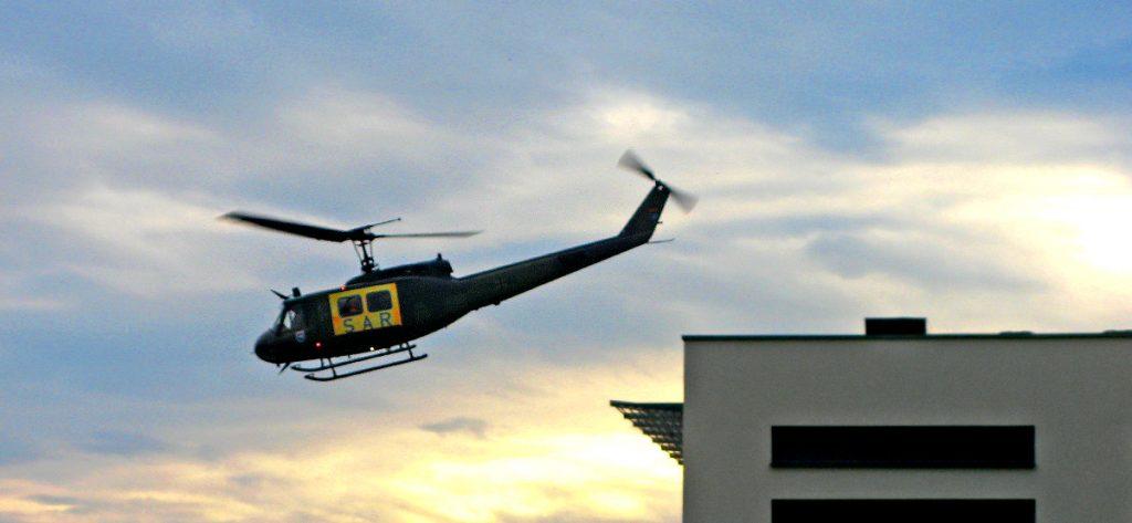 Bild: SAR-Hubschrauber