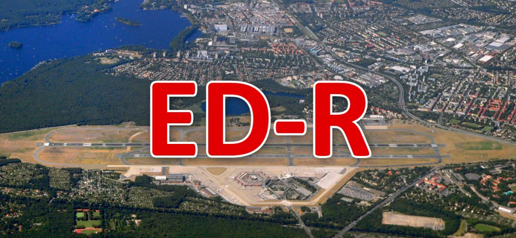 Flughafen Berlin Tegel ED-R
