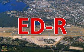 Bild: Luftbild Berlin-Tegel und ED-R