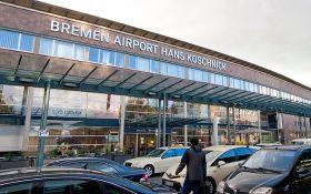 Bild: Flughafen Bremen