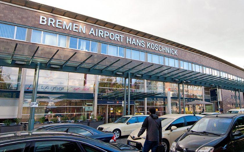 Foto: Flughafen Bremen