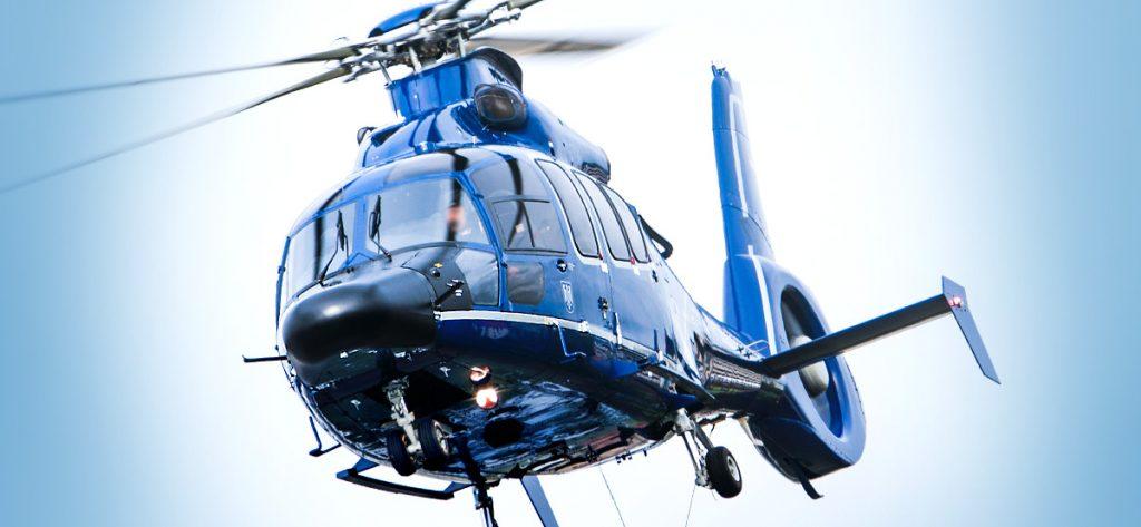 Bild: Bundespolizei-Hubschrauber