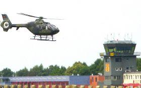 Bild: Bundeswehr-Hubschrauber