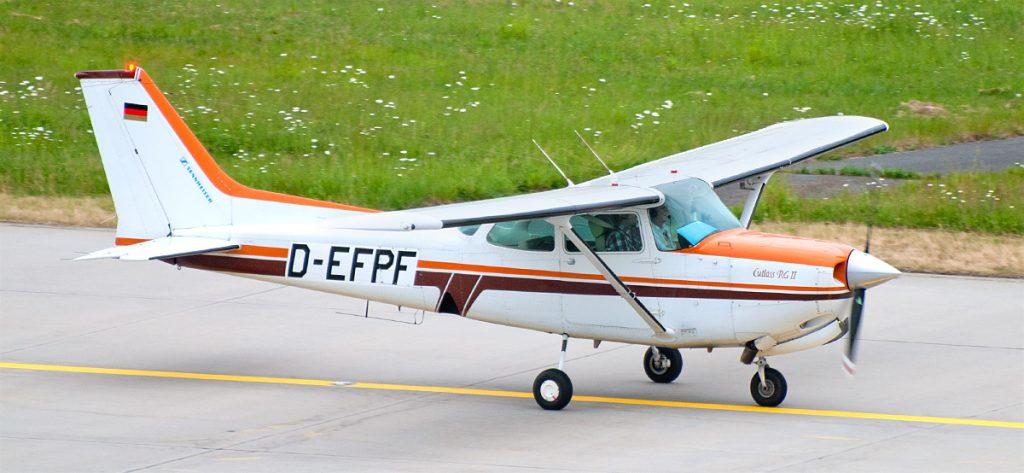 Bild: Cessna 172RG Cutlass D-EFPF