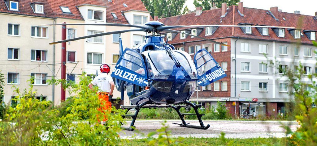 Bild: Christoph 4 in Blau (D-HVBJ)