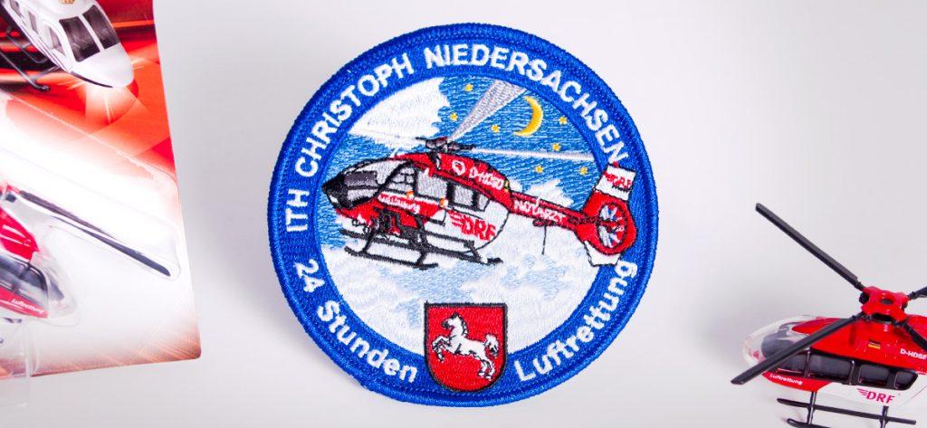 Bild: Christoph Niedersachsen Aufnäher