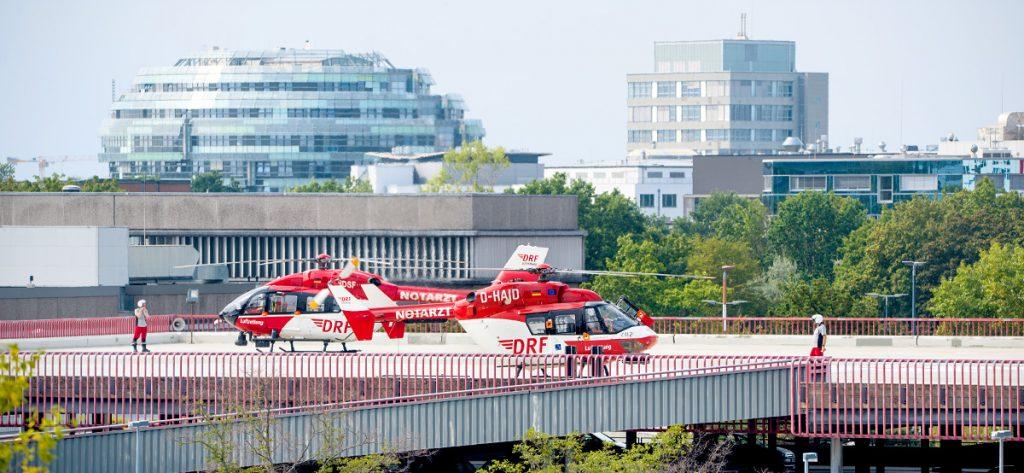 Bild: DRF-Hubschrauber
