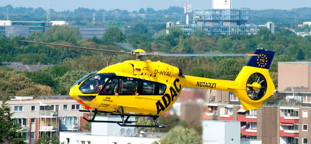 Bild: Airbus Helicopters H145 D-HYAL