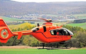 Bild: EC135 D-HZSG Christoph 4
