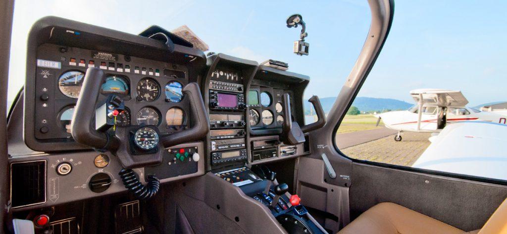 Bild: Cockpit Socata TB-20