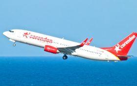 Bild: Flugzeug von Corendon