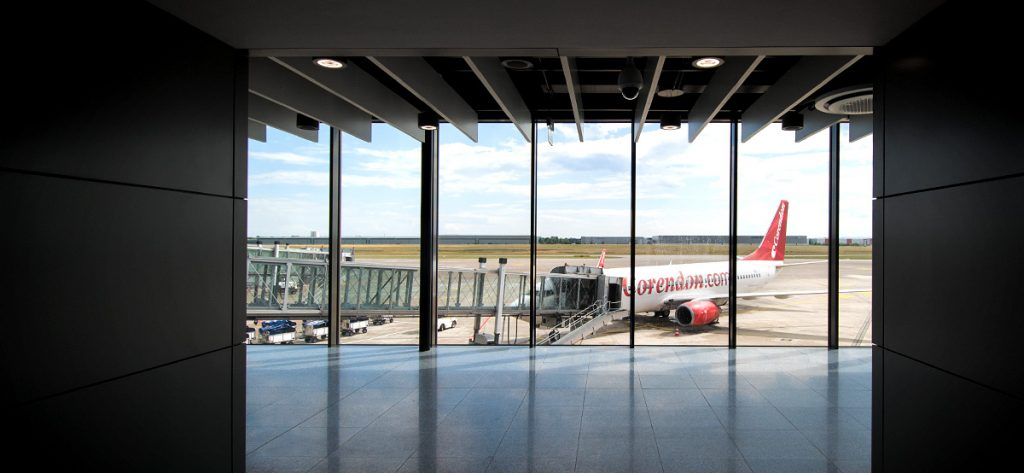 Bild: Corendon-Flugzeug