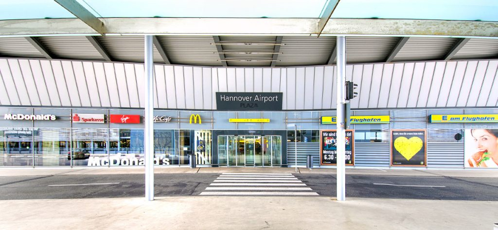 Bild: Hannover Airport Plaza