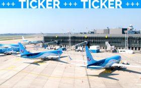 Bild: Flugzeuge in Hannover