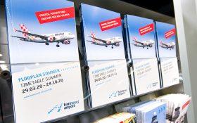 Bild: Sommerflugplan Hannover
