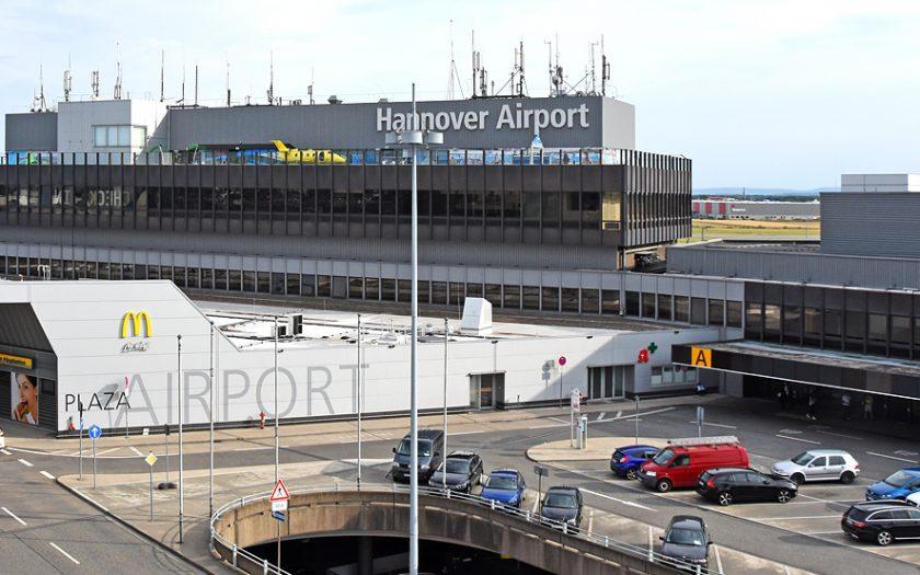 Bild: Airport Plaza Flughafen Hannover