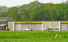 Bild: Flugplatz Nienburg Holzbalge