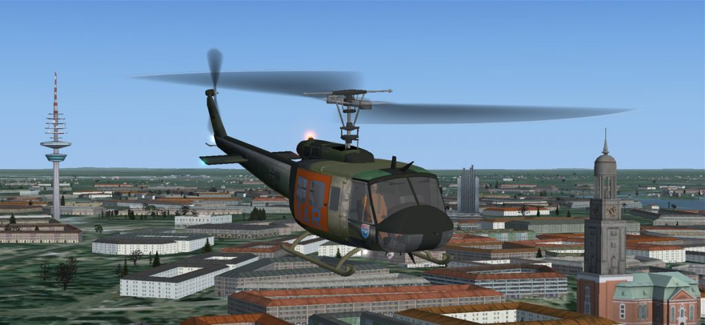 Bild: Screenshot FSX