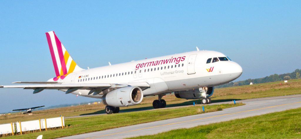 Bild: Germanwings-Flugzeug