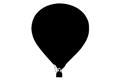 Icon: Heißluftballon