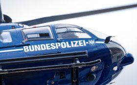 Bild: Hubschrauber Bundespolizei