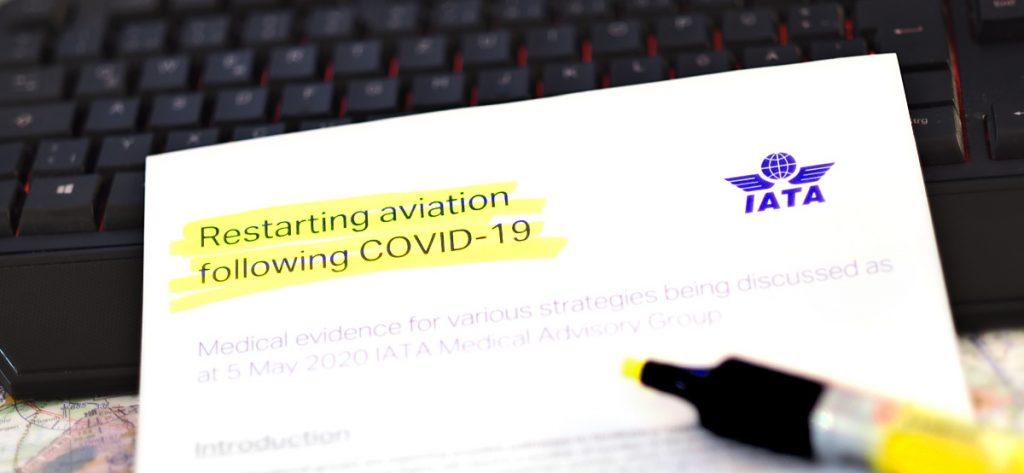 Bild: IATA-Report