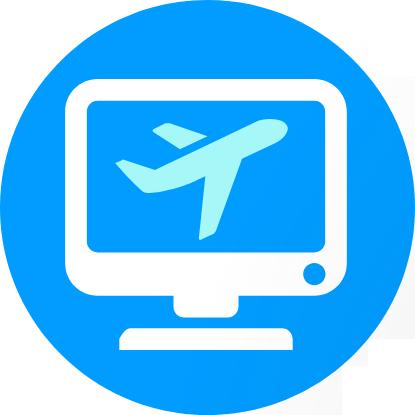Icon: Flugsimulator