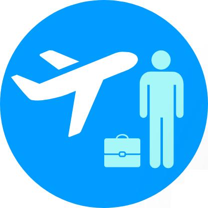 Icon: Mitfliegen