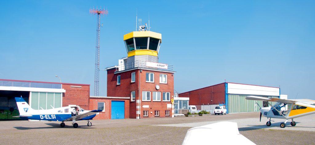 Bild: Flugplatz Wilhelmshaven