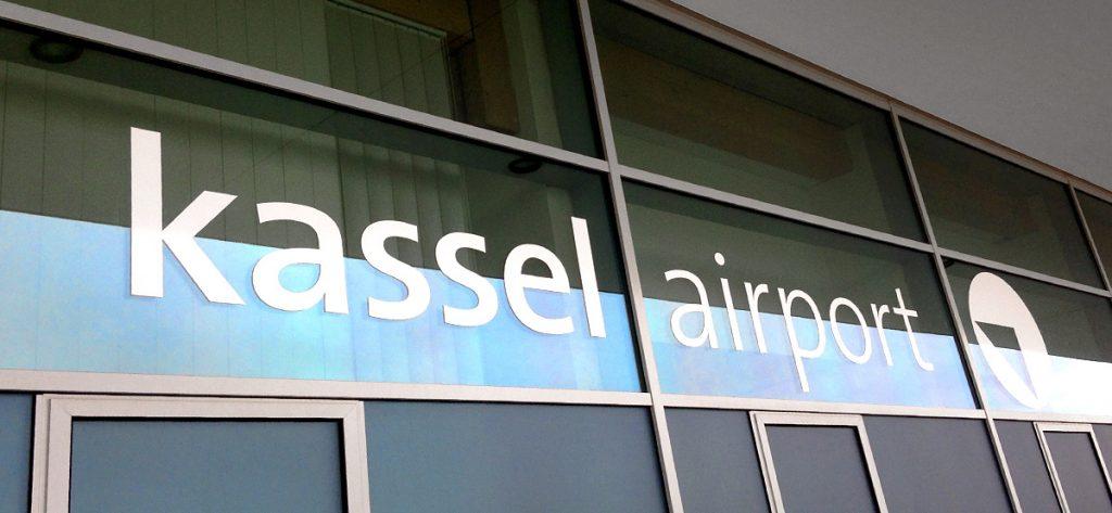 Bild: Kassel Airport Logo