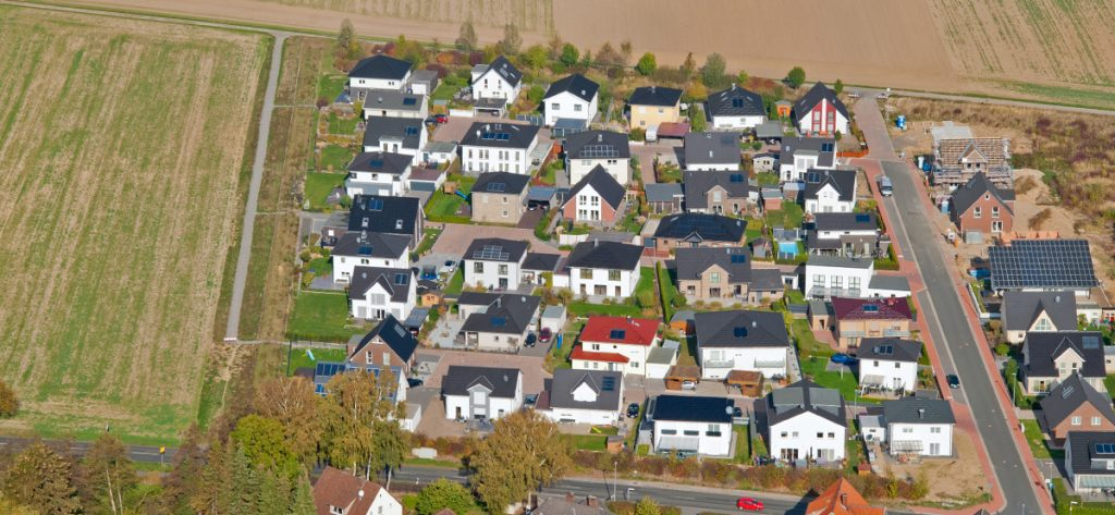 Bild: Luftbild Barsinghausen
