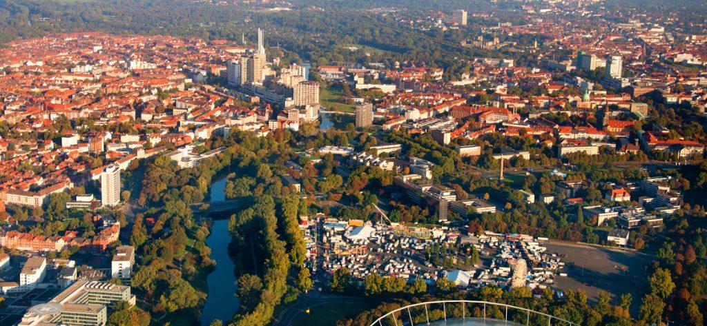 Bild: Luftbild Hannover