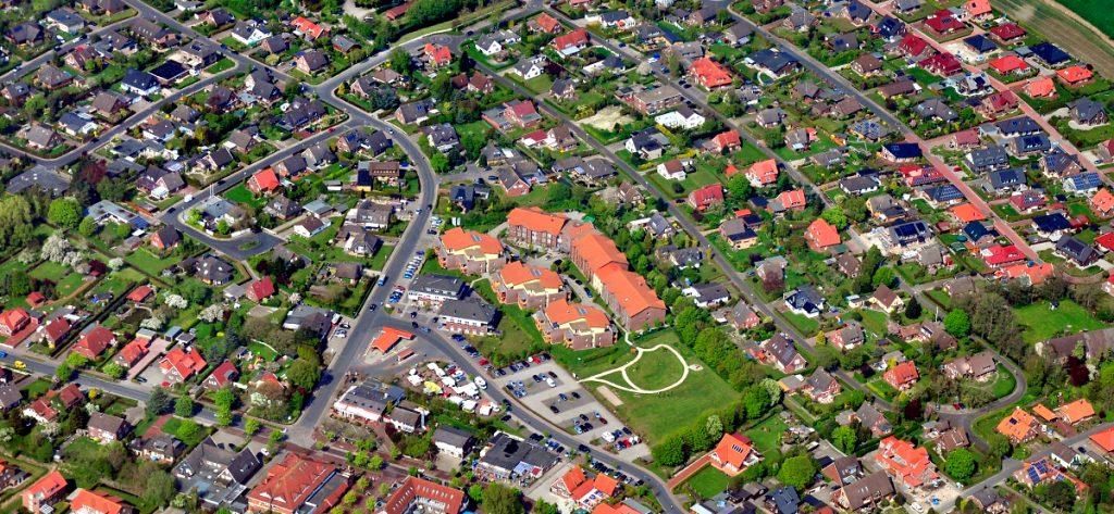Luftbild Hooksiel
