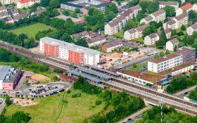 Bild: Bahnhof Langenhagen