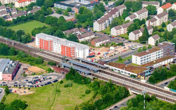 Bild: Luftbild Langenhagen