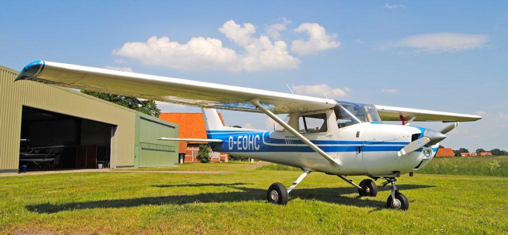 Bild: Cessna 152