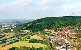 Luftbild Porta Westfalica