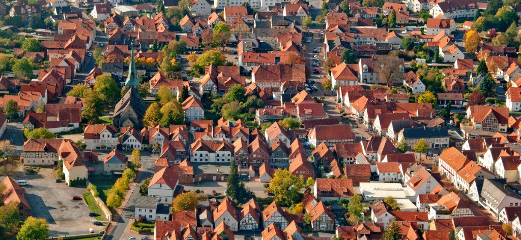 Bild: Stadtkern Springe