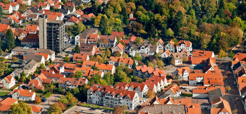 Bild: Luftbild Springe