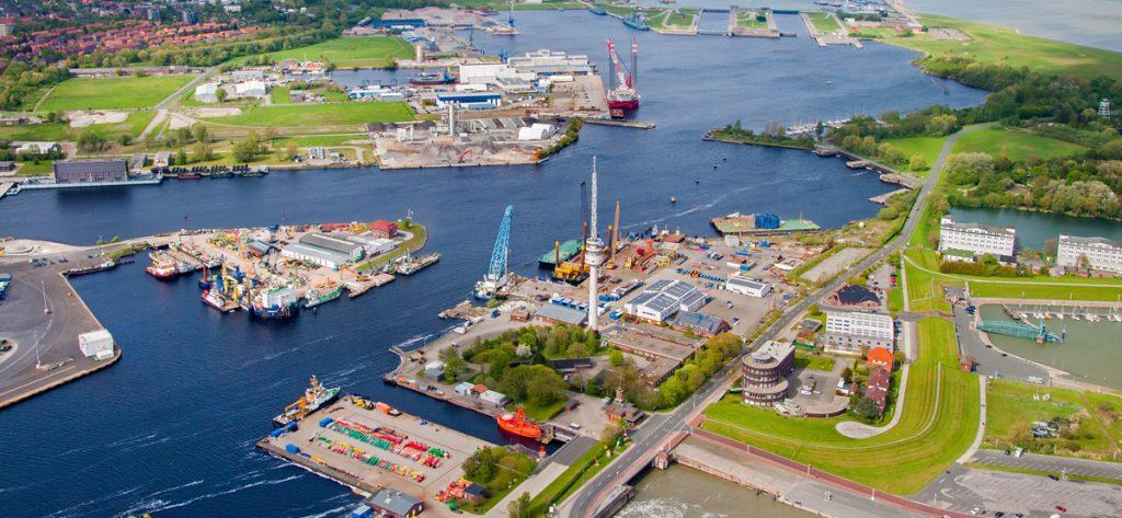 Bild: Wilhelmshavener Hafen