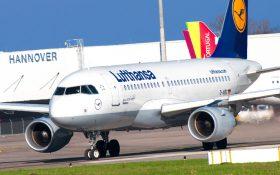 Bild: Lufthansa-Flugzeug