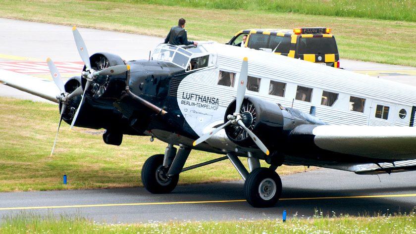 Bild: Junkers Ju-52 Lufthansa