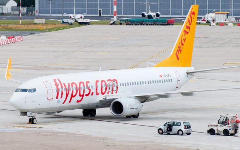 Bild: Pegasus-Flugzeug