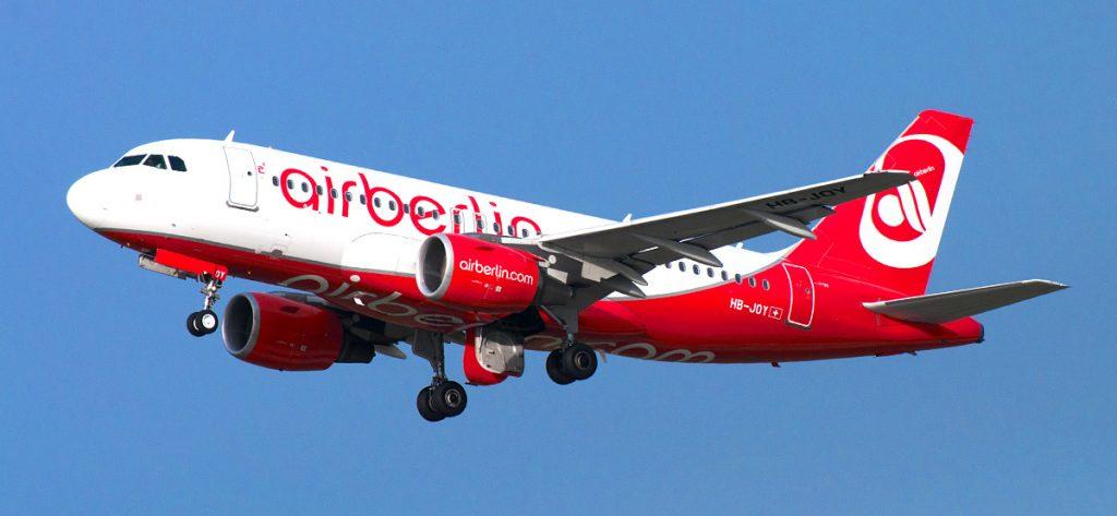 Bild: Airberlin-Flugzeug