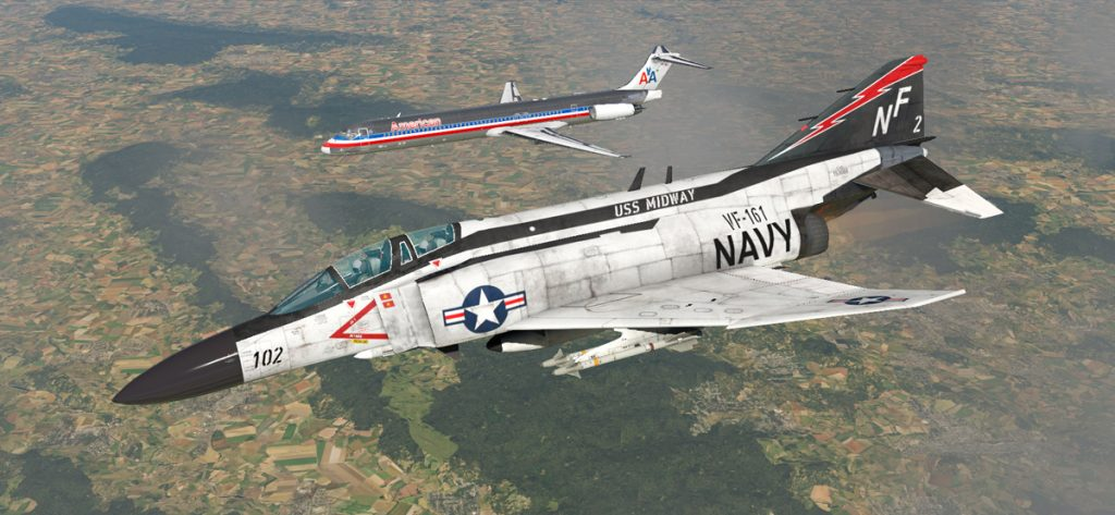 Bild: Screenshot X-Plane 11