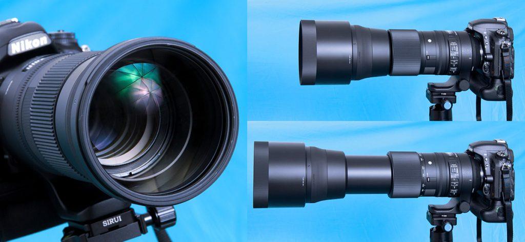 Bild: Sigma 150-600